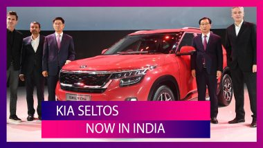 Kia Seltos Bookings Open In India: Specifications, Expected Price, Where And How To Book The Car